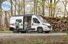 LMC Caravan steigt mit dem Innovan wieder in das Segment der Camper Vans ein und startet mit drei Grundrissvarianten. (Foto: LMC)