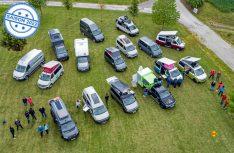 VW Reisemobil-Kompetenz 2021 - Geballte Kompetent für jede Art von Freizeitfahrzeugen und Reisemobilen von Volkswagen Nutzfahrzeuge. (Foto: VWN)