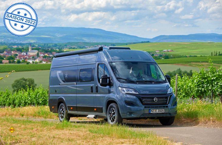 Mit der Edition Trendstyle erweitert Karmann Mobil seine Baureihe Davis um einen innovativ ausgestatteten Kastenwagen. (Foto: Karmann)