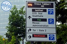 Der Weg zeigt nach oben: Knaus Tabbert wächst weiter und geht vorwärts. (Foto: det / D.C.I.)