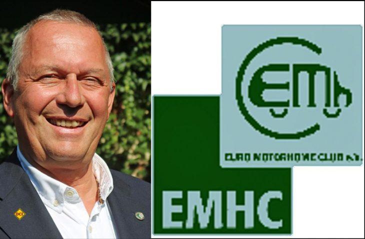 Dr. Uwe Kirchhoff ist neuer Präsident des Euro Motorhome Club (EMHC). (Foto: EMHC)