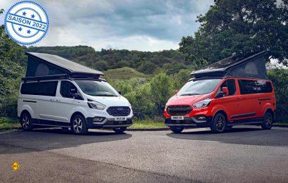 Ford hat seine beliebte Campingbus-Baureihe Nugget um die Varianten Activ und Trail erweitert. (Foto: Ford)