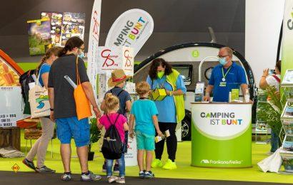 Mit der Initiative ''CUPE'' will Frankana Freiko die Zusammenarbeit zwischen Händlern und Campingplätzen stärken und war erstmals auf dem Caravan Salon in Düsseldorf mit einem eigenen Stand vertreten. (Foto: Frankana)