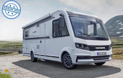 """Weinsberg hat seine großen Fahrzeuge des Modellreihen CaraCore und CaraHome mit der neuene """"Superlight""""-Technologier um 30 % leichter gemacht. (Foto: Weinsberg)"""